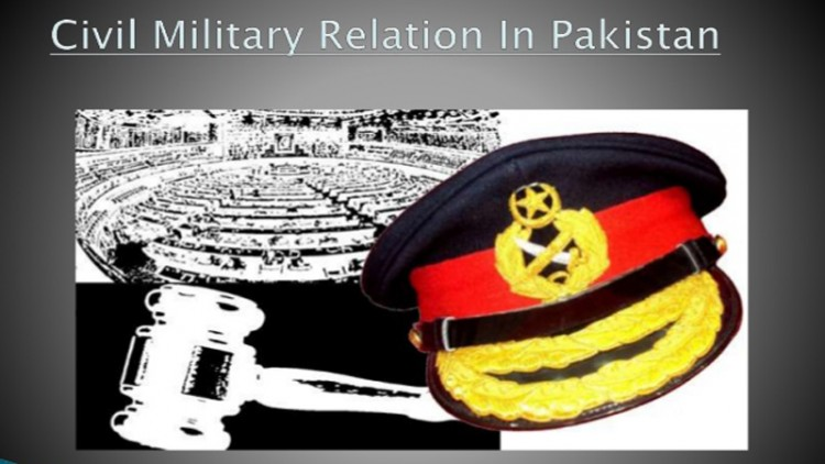us civil military relations in doldrum